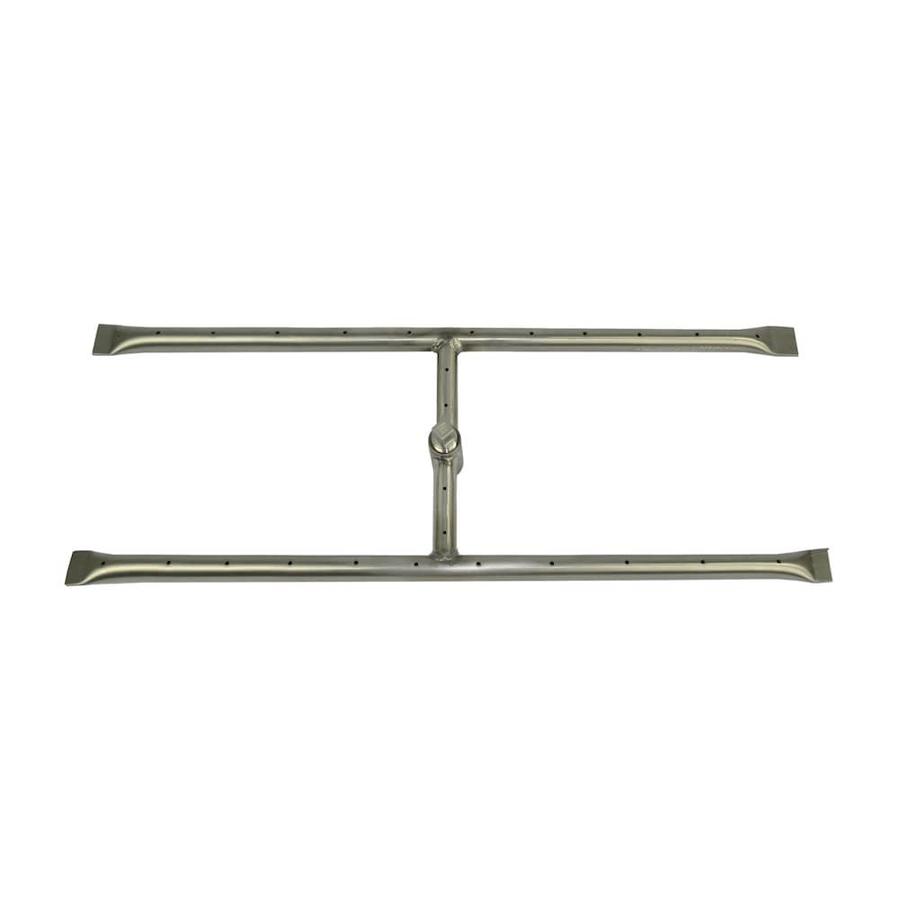 The Outdoor Plus Stainless Steel Fire Pit H Burner