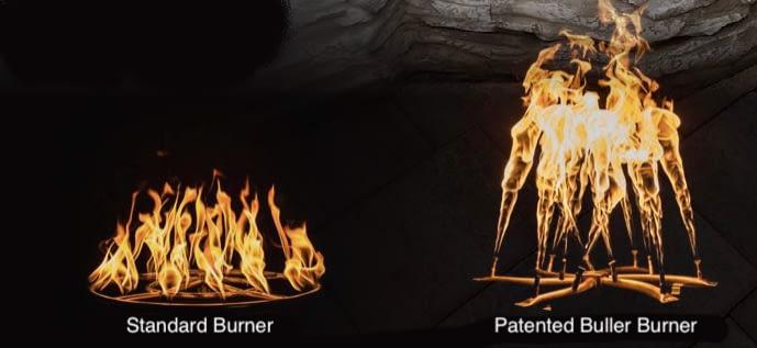 Bullet Burner Comparison