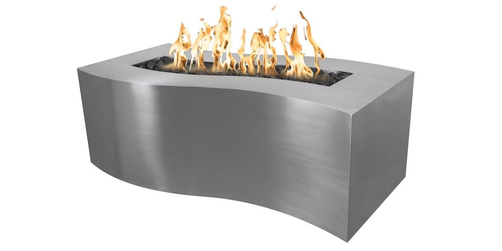 The Billow Fire Pit Table