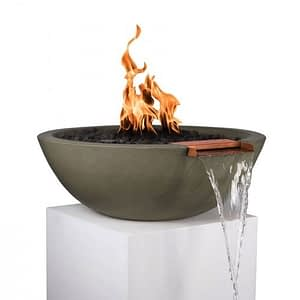 Sedona Fire and Water Bowl - ASH