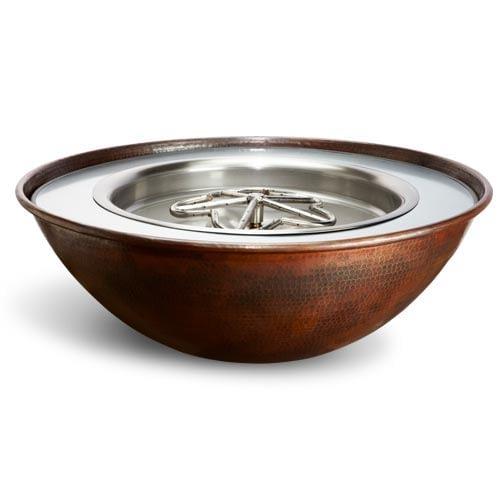 Tempe Copper Fire Pit Bowl