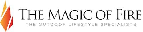 Magic Of Fire Logo