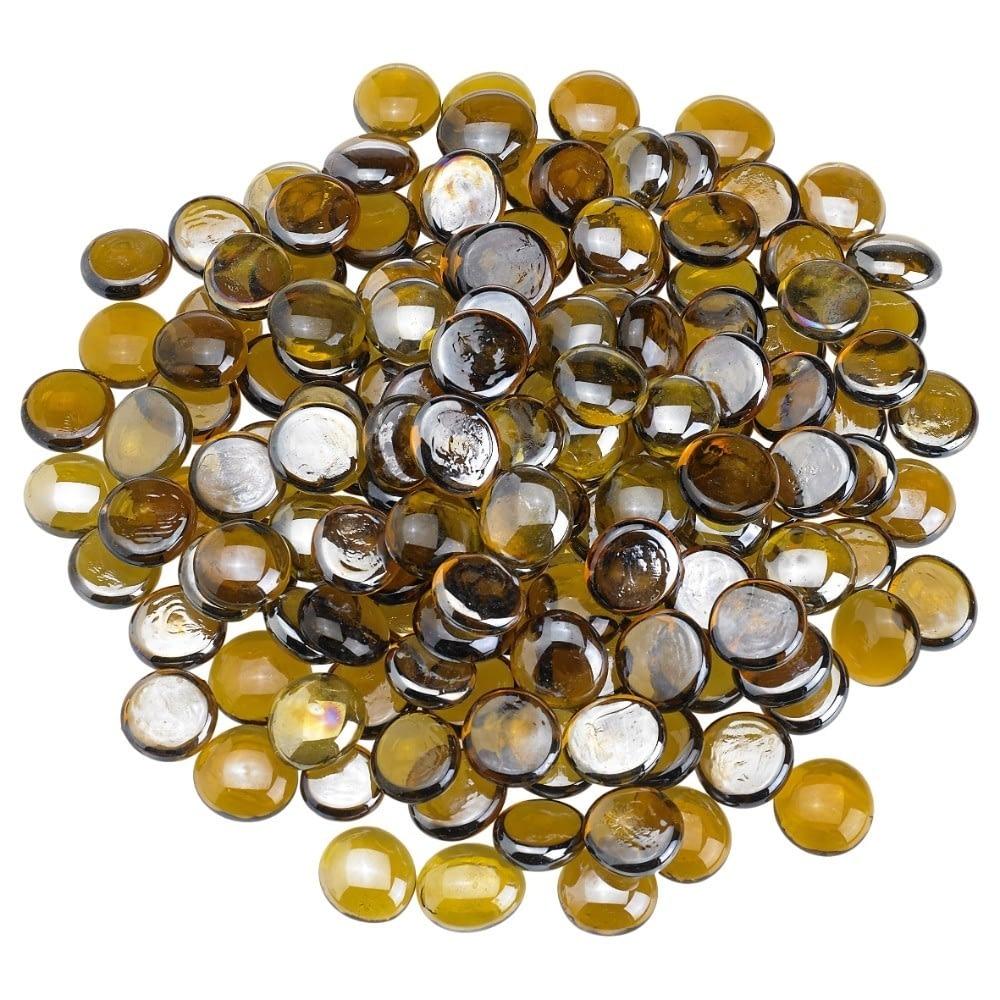 Caramel Fire Beads