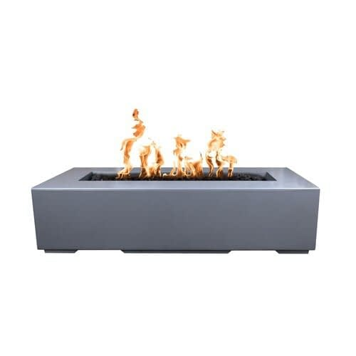 Regal Fire Pit with Gray Finish