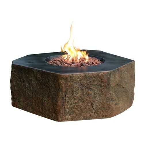 The Columbia Fire Pit by Elementi
