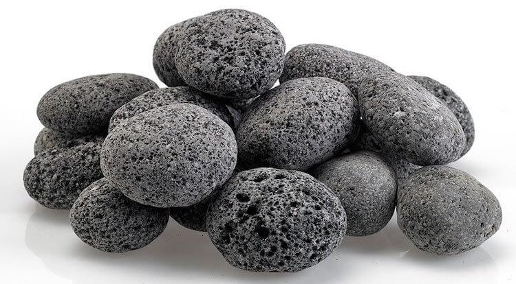 Tumbled Lava Stone