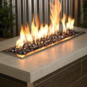Zircon Black Diamond Luster 10 Lbs - Fire Glass / American Fireglass