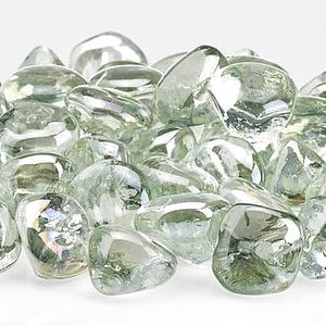 Zircon Rain Drop Luster 10 Lbs - Fire Glass / American Fireglass