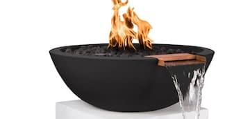 Fire & Water Sedona Fire Pit Bowl