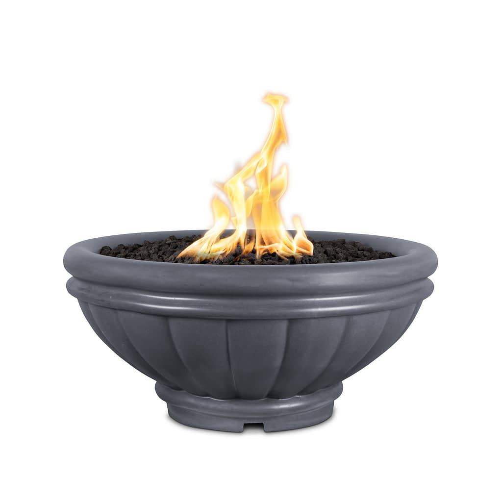 Roma 24 Inch Bowl - Gray