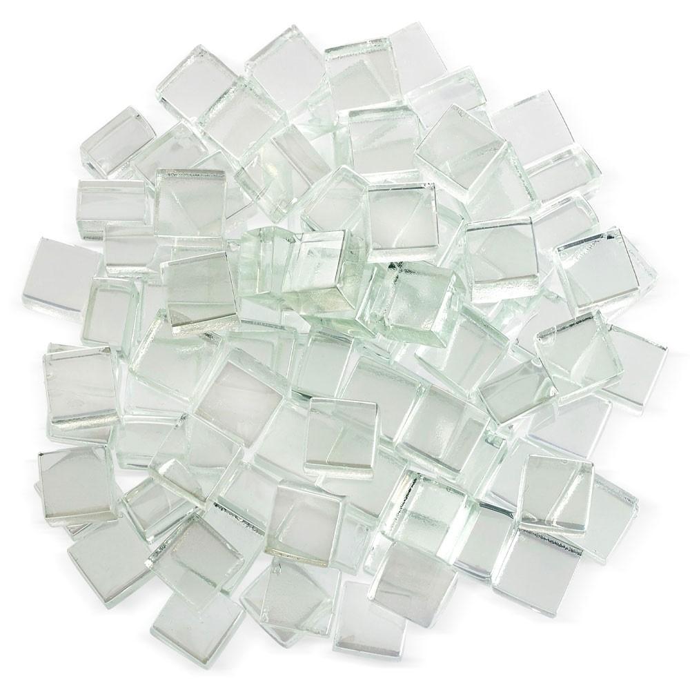 American Fireglass 1/2-Inch Fire Glass 2.0, 10 Pounds, Starfire Luster