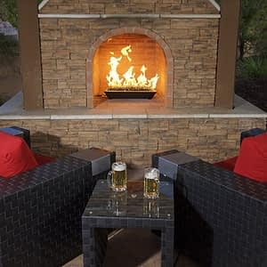 Using A Paramount Burner Outdoors