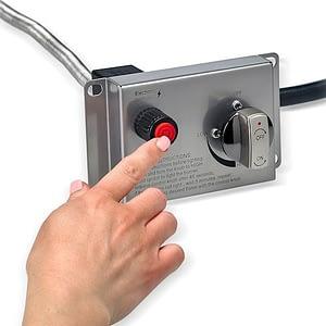 Flame Sensing Kit Control Panel