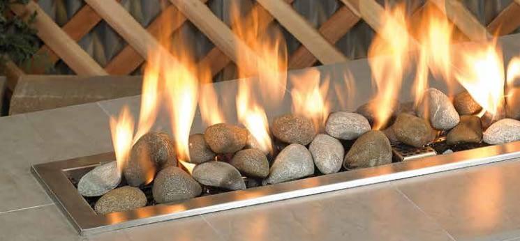 Fire Rocks Alight