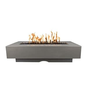 Del Mar Fire Pit with Ash Finish