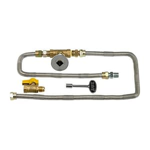The Gas Connection Kit