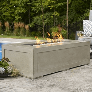 Cove Linear Fire Pit